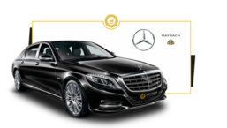 alquiler Mercedes Benz S500 Maybach