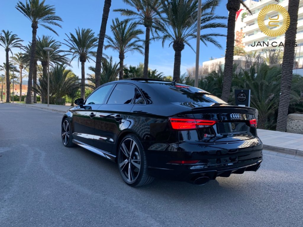 Audi RS3 Sedan Limousine 2019 20