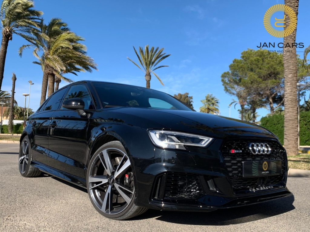 Audi RS3 Sedan Limousine 2019 27
