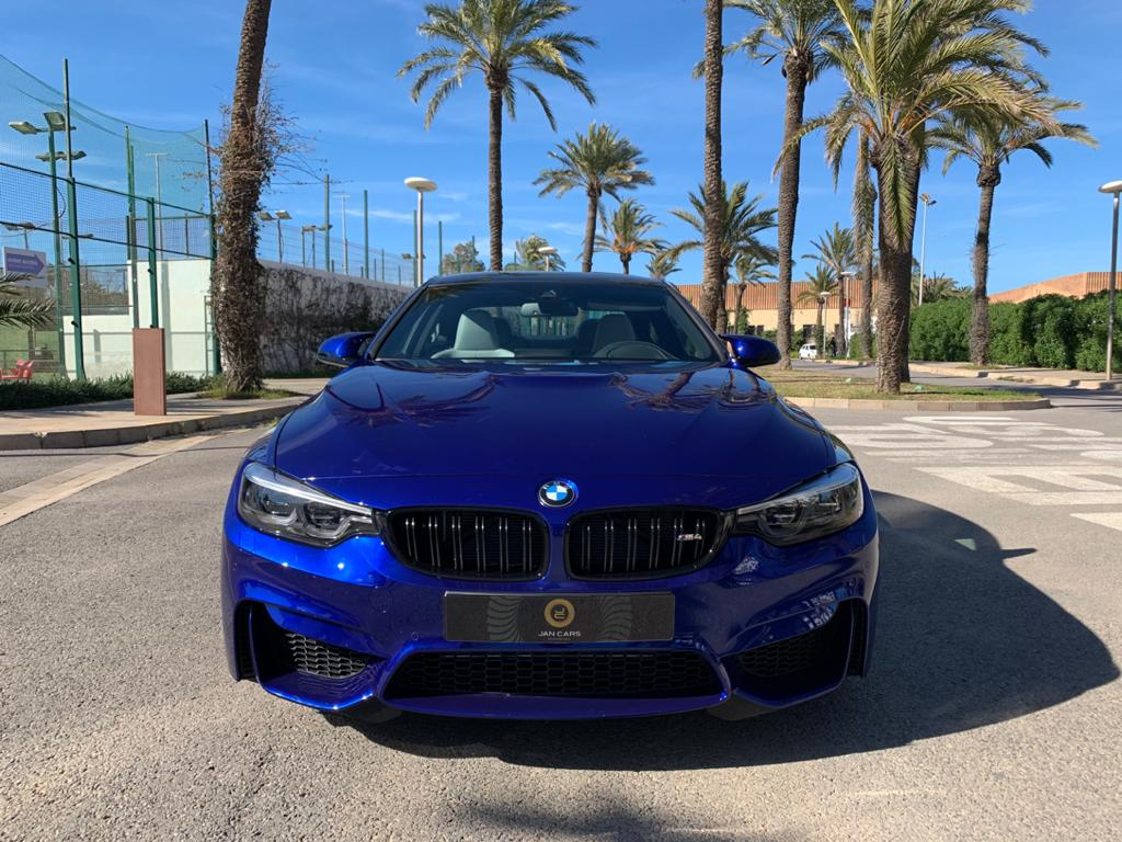 BMW M4 Competition 2019 1