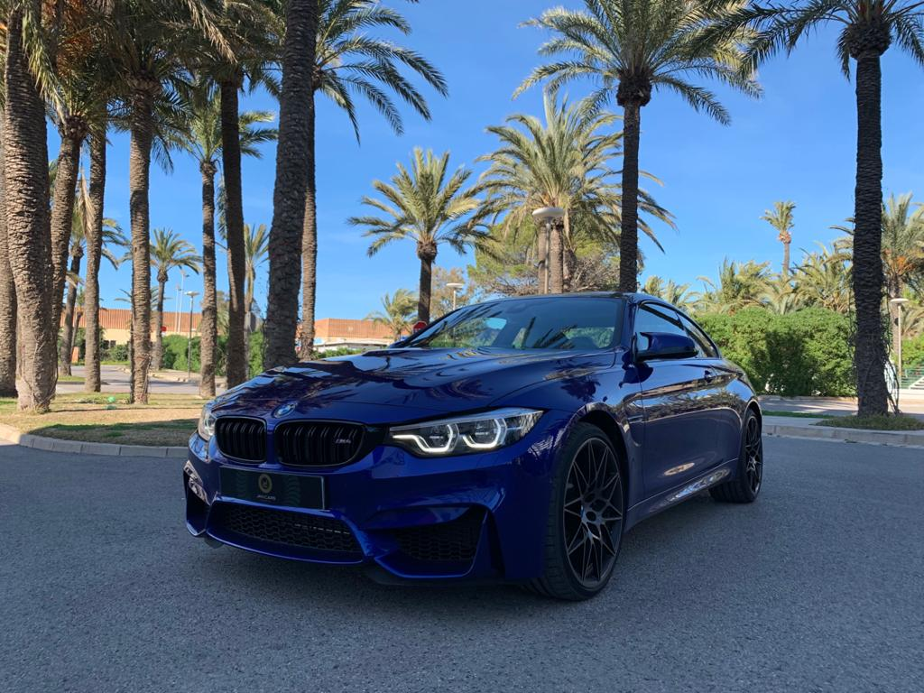 BMW M4 Competition 2019 13