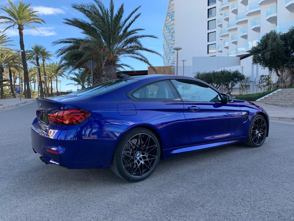 BMW M4 Competition 2019 15