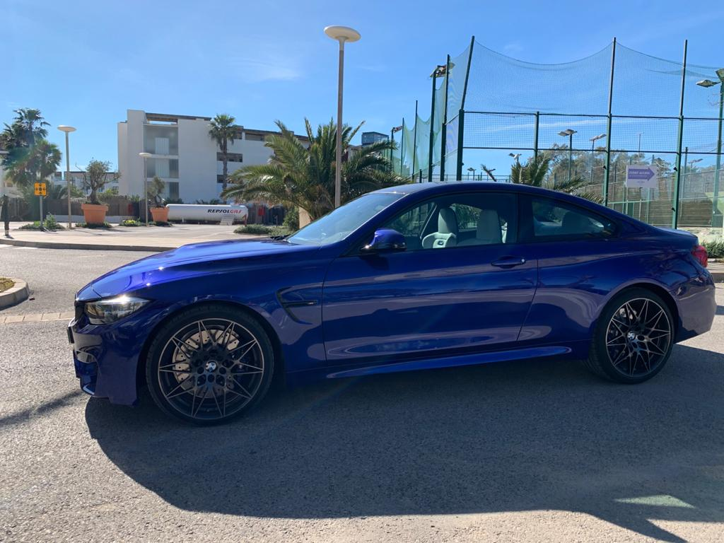 BMW M4 Competition 2019 3