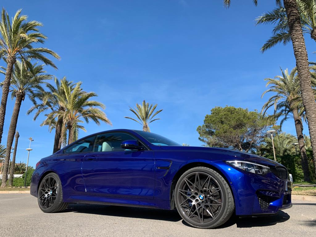 BMW M4 Competition 2019 6
