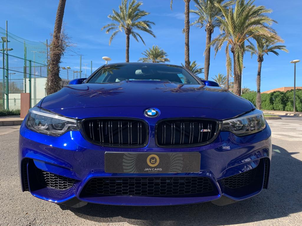 BMW M4 Competition 2019 8