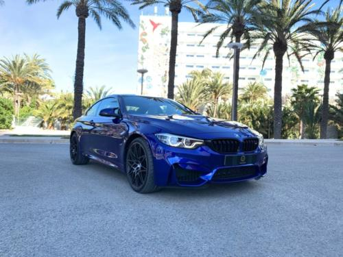 BMW M4 Competition 2019 12