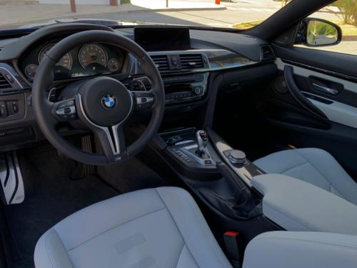 BMW M4 Competition 2019 21