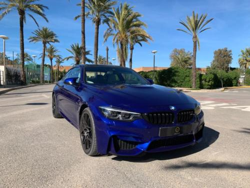 BMW M4 Competition 2019 25