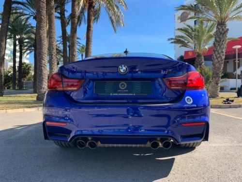 BMW M4 Competition 2019 4