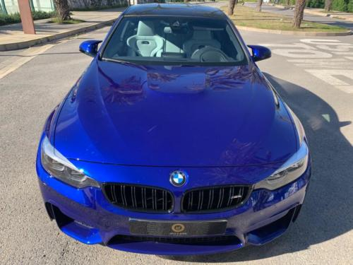 BMW M4 Competition 2019 7